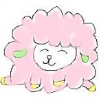 ゆるひつじ_pink